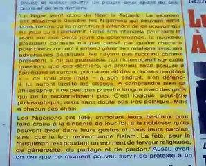 Revue Presse Labari Hausa 23 Juillet 2021
