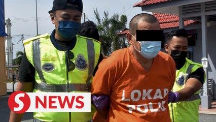 Rela member remanded for seven days over murder of Wakaf Tapai Rukun Tetangga deputy chairman