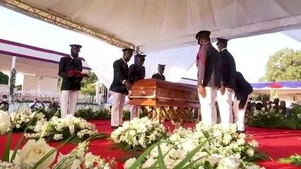 Haiti: Schüsse bei Trauerfeier für ermordeten Präsidenten