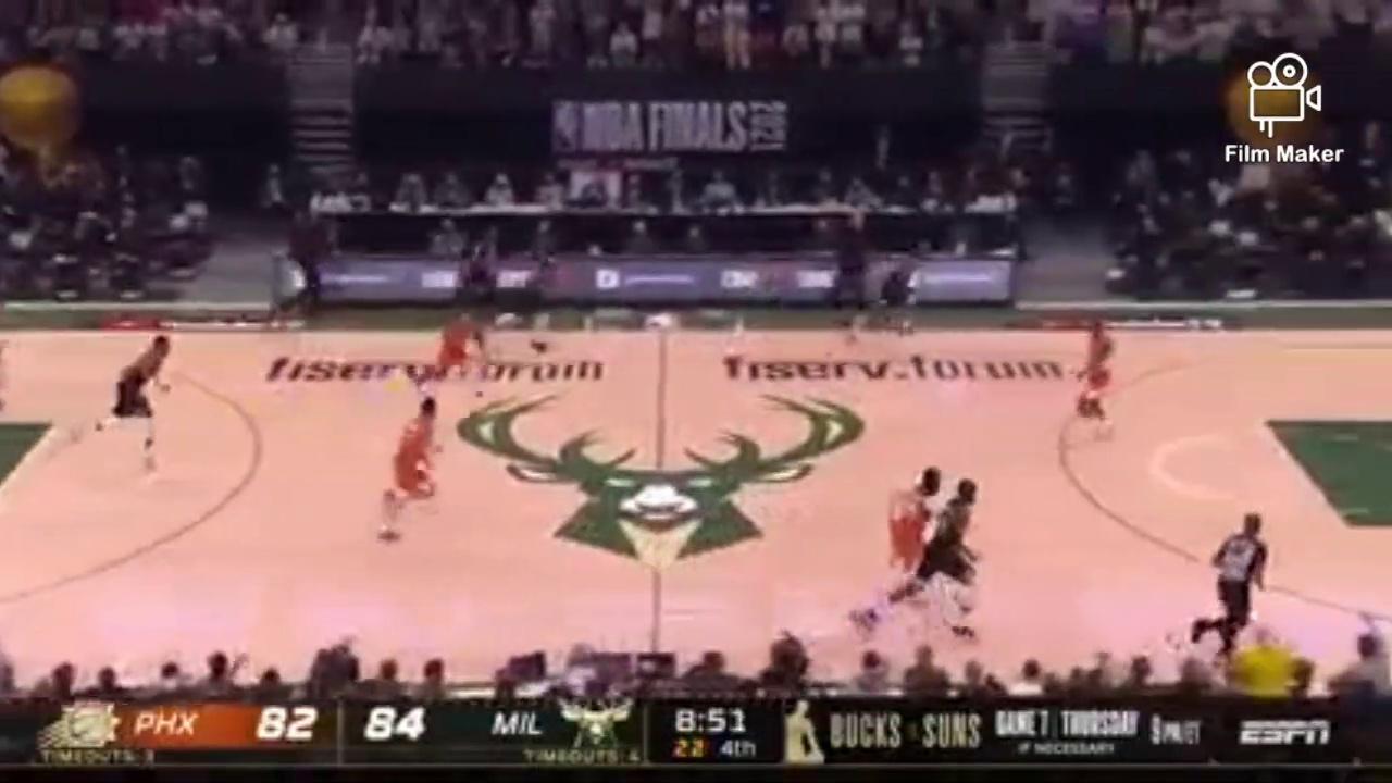 NBA Highlights Finals 2021_