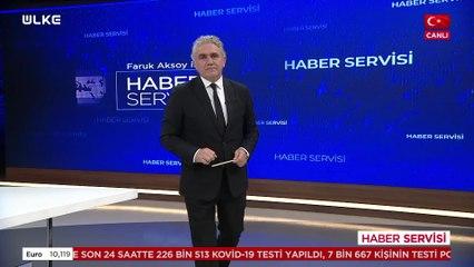 Faruk Aksoy ile Haber Servisi - 19 Temmuz 2021