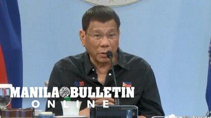 Duterte tells Congress: What underspending? It's only 1%