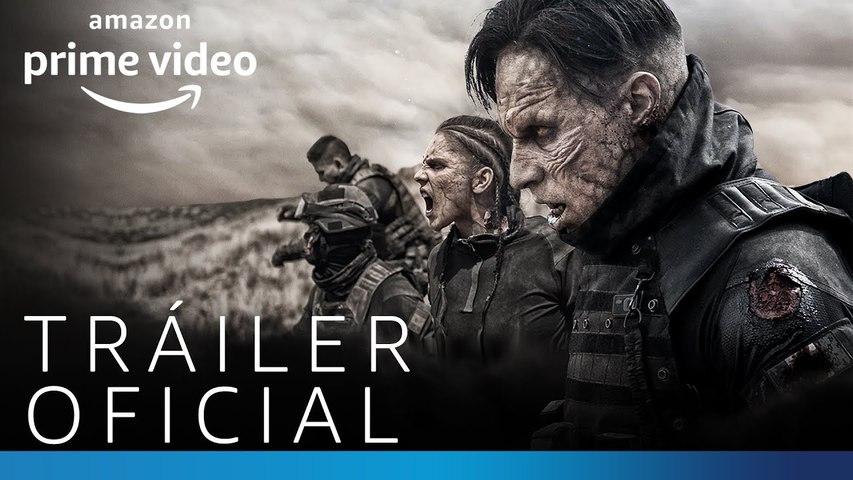 S.O.Z. Soldados o Zombies - Official Trailer   Amazon Prime Video