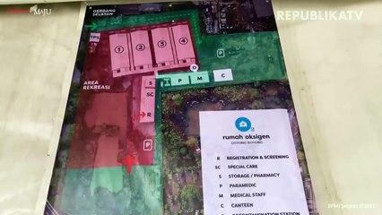 Jokowi: Rumah Oksigen Gotong Royong Rampung Awal Agustus