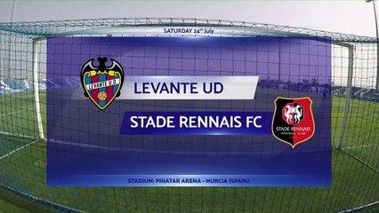 RELIVE: Stade Rennes v Levante UD