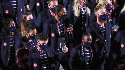 Olympics 2021 Team USA sings happy birthday to Kevin Durant