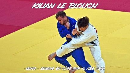 Jeux olympiques Tokyo 2021 – Kilian Le Blouch : « J'avais à coeur d'aller chercher cette victoire »