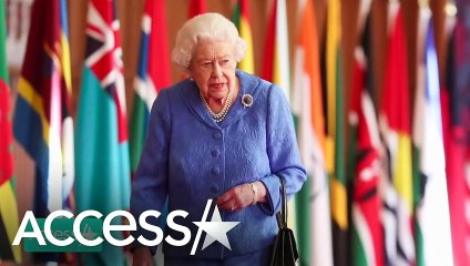 Queen Elizabeth On First Summer Holiday Without Prince Philip