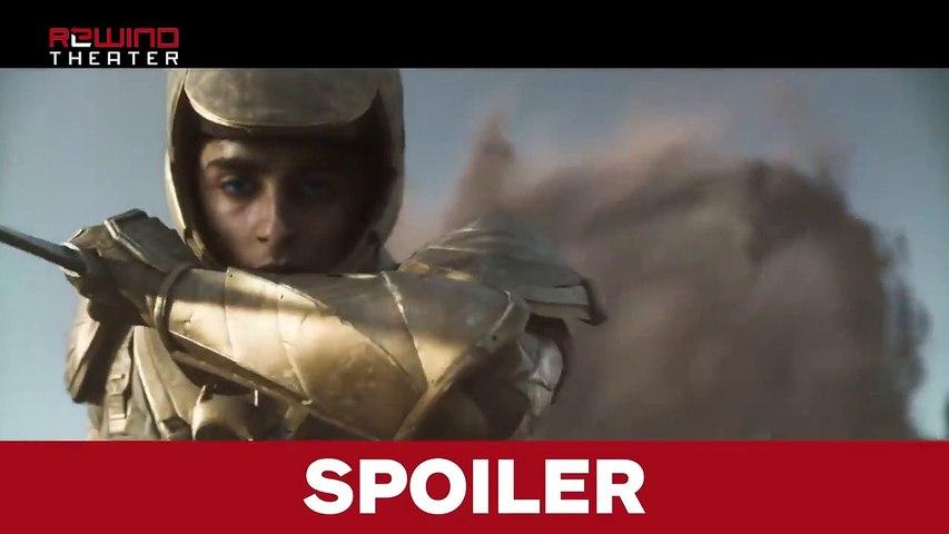 Dune Trailer Reaction Who's Who in the Timothee ChalametZendaya Sci-Fi Epic