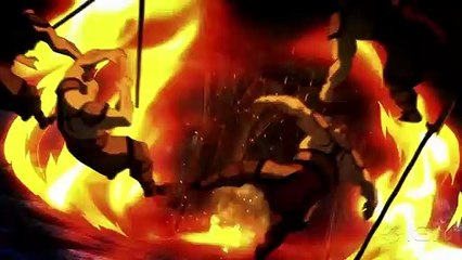 Mortal Kombat Legends Battle of the Realms - Official Exclusive Official Clip (2021) Joel McHale