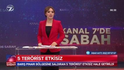Kanal 7'de Sabah – 22 Temmuz 2021