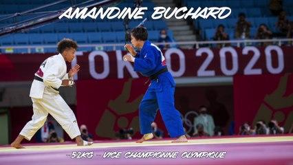 Jeux olympiques Tokyo 2021 - Amandine Buchard : « C'est dur, mais j'aurai ma revanche à Paris »
