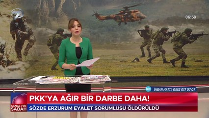 Kanal 7'de Sabah – 23 Temmuz 2021