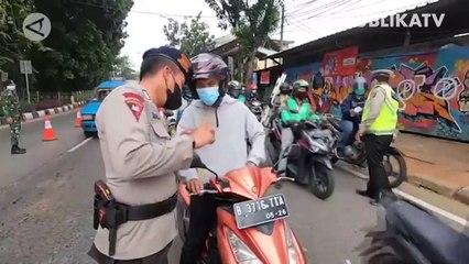 Pertimbangkan Aspek Kesehatan, Jokowi Perpanjang PPKM