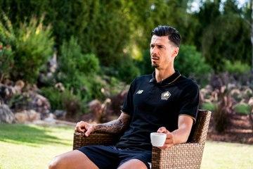 Interview : José Fonte tourné vers l'avenir