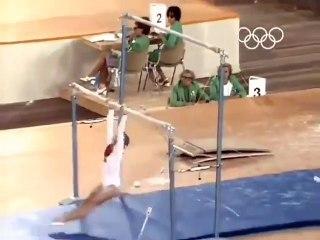 1972 Münih Olimpiyatları'nda hayran bırakan jmnastik