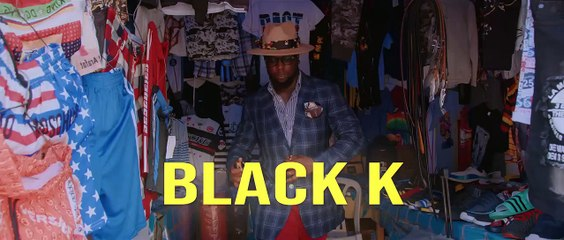 Black K feat Elow'n - Ok