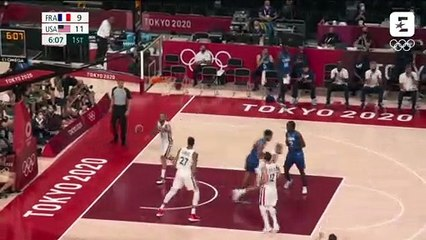 FRANCE vs ÉTATS UNIS | Basketball Messieurs - Highlights | Jeux Olympiques - Tokyo 2020