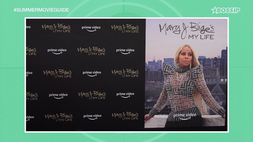 My Life Is A Documentary Film Highlighting The Musical Career Of Recording Artist Mary J. Blige | Bossip Summer Movie Guide