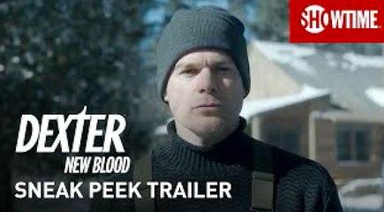 Dexter: New Blood (2021) Exclusive Trailer - Dexter season 9
