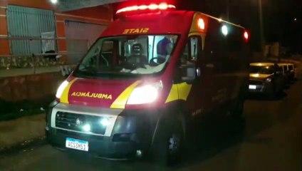 Homem fica ferido após ser esfaqueado em bar no Bairro Santa Cruz