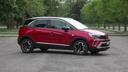 Opel Crossland - Spazio e versatilità SUV