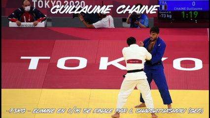 Jeux olympiques Tokyo 2021 - Guillaume Chaine : « Le haut niveau se joue à des détails »