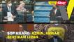 SOP Kilang: Azmin, Anwar bertikam lidah