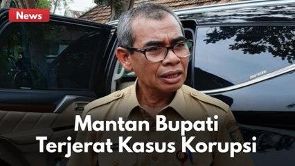 MANTAN BUPATI KUANSING TERJERAT KASUS KORUPSI MAKAN MINUM !!!