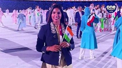 Tokyo Olympics 2020- Fencing Match 2வது சுற்றில் Bhavani Devi அதிர்ச்சி தோல்வி