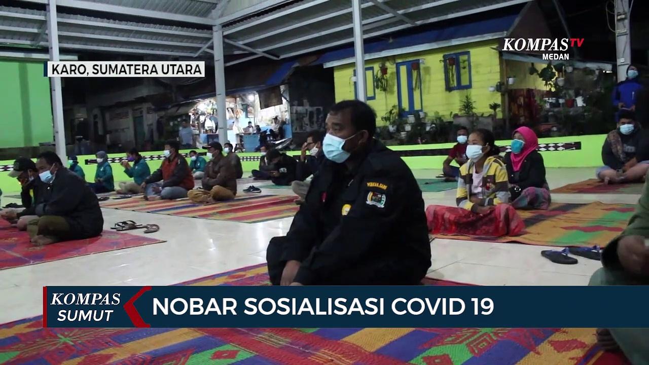 Nobar Sosialisasi Covid-19