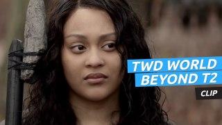 Clip de The Walking Dead World Beyond temporada 2, que supondrá el final de la serie spin off