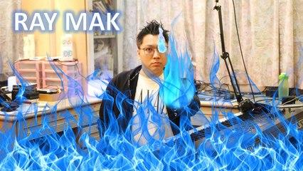 Undertale - Megalovania Piano by Ray Mak