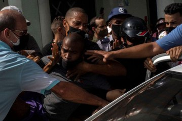Más de 20 países condenan arrestos y detenciones en Cuba | El Diario en 90 segundos
