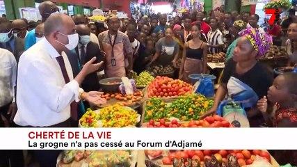Cherté de la vie : la grogne monte au Forum d'Adjamé
