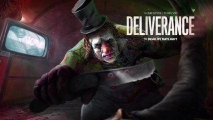 Dead by Daylight   Tome VIII: DELIVERANCE Reveal Trailer
