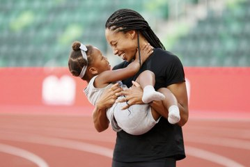Allyson Felix Will Cover Childcare Costs for Fellow Olympians