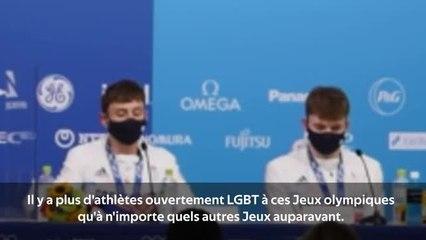 """Plongeon - Daley : """"Je suis fier de dire que je suis gay et champion olympique"""""""