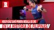 Hidilyn Díaz se convirtió en la primera medallista de oro olímpica de Filipinas