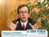 Philippe Guyenot - Candidat - Semur en Auxois