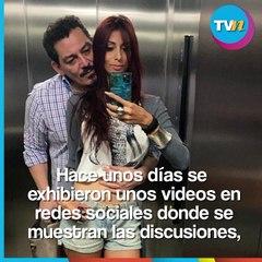 Se filtran videos de José Manuel Figueroa discutiendo con su ex pareja Farina Chaparro
