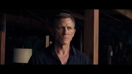 NO TIME TO DIE -Bond Is Back- Trailer (2021)