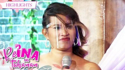 ReiNanay Emily talks about her cheating boyfriend | It's Showtime Reina Ng Tahanan