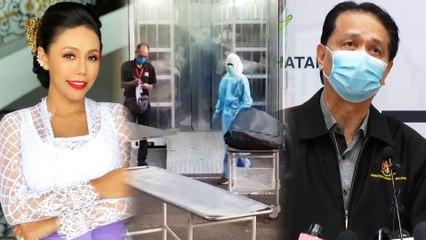 Statement 'pedas' Lana Nodin kepada Dr Noor Hisham... siap tegur isu SOP dan vaksin