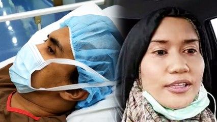 Doakan Ezad Lazim... tengah 'down' teruk kerana sakit, banyak diamkan diri