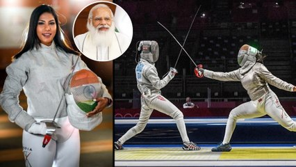 Tokyo Olympics 2020: PM Modi Reacts To Bhavani Devi's Apology After Her Loss In Tokyo Olympics