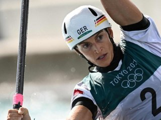 Slalom-Kanutin Ricarda Funk holt erstes Olympia-Gold für Deutschland