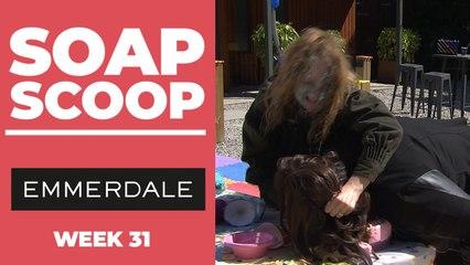 Emmerdale Soap Scoop! Nicola and Mandy brawl