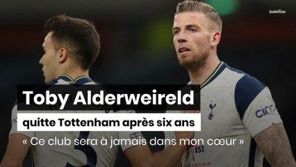 Toby Alderweireld quitte Tottenham et rejoint Al-Duhail au Qatar