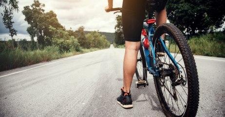 Ciclistas, evitem lesões! Fortalecer a musculatura é imprescindível para quem pedala frequentemente